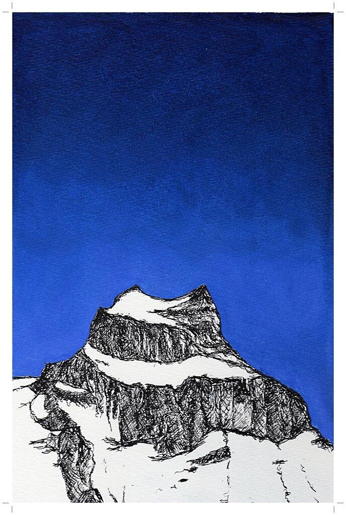Montagnes - Hannen -
