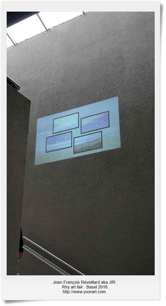 Videoart - Projection -