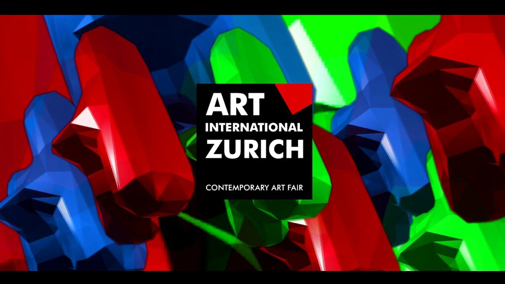 - International  Contemporary art fair -<br>- Zurich 2017-<br>. solo exhibition .
